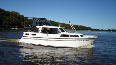 MV Hausboot Fortuna - Boarncruiser