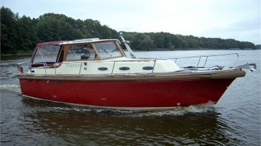MV Hausboot Marleen - Passion Sun 850 AK