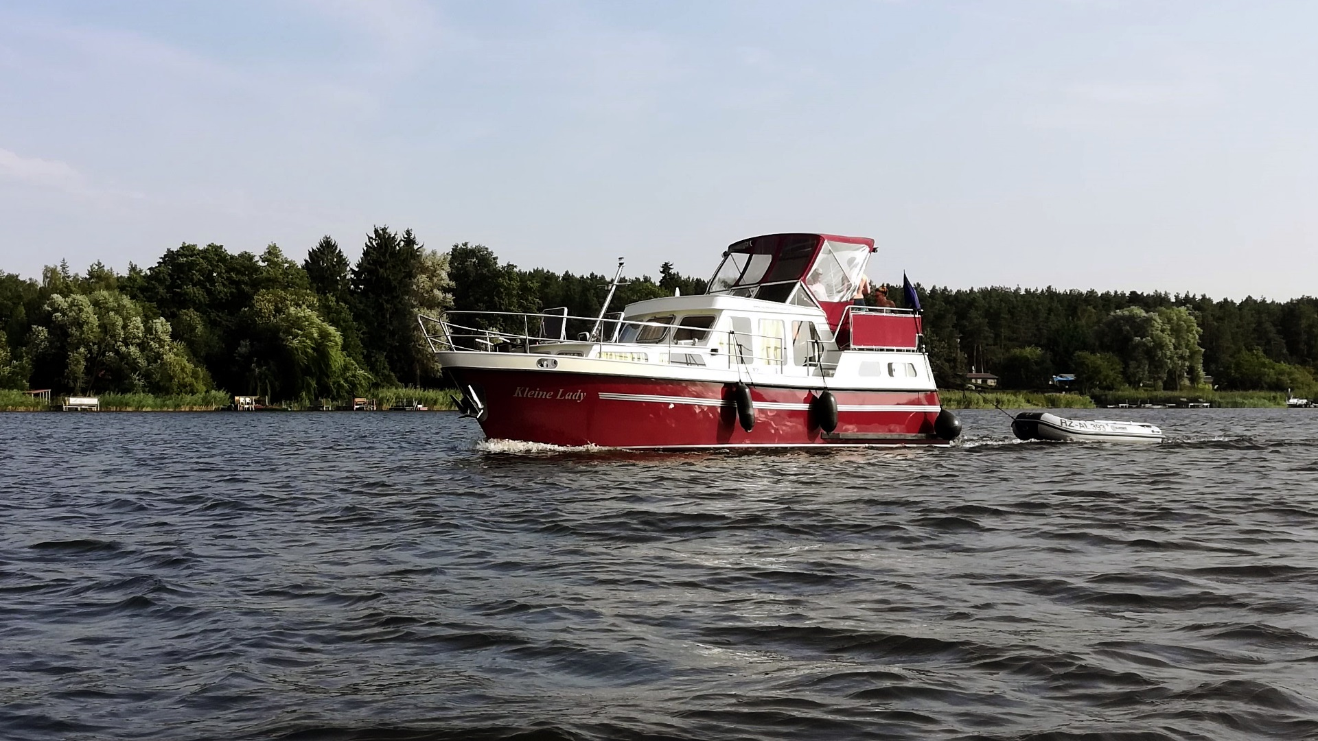 Motorboot mieten