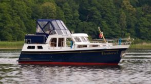MV Hausboot Seahorse 1 - Keser Hollandia 1000 S