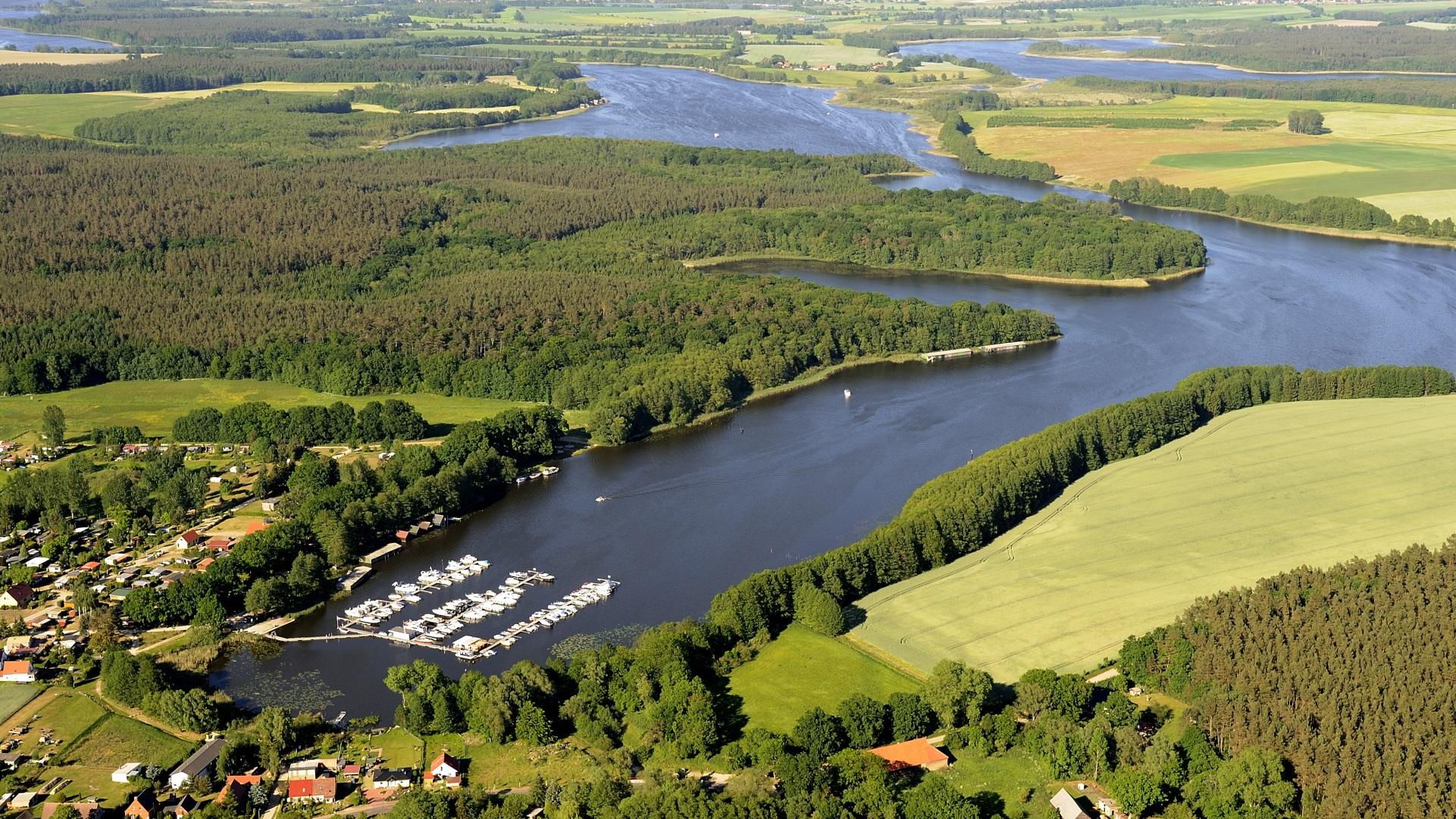 Land der tausend Seen