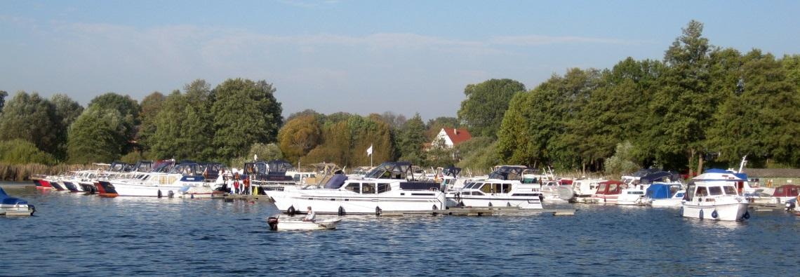 Charterbasis Yachthafen Buchholz/Müritz