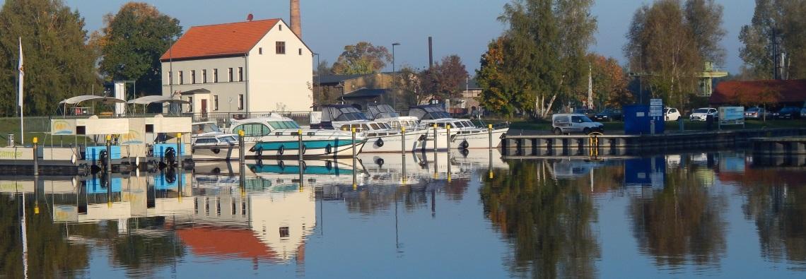Charterbasis Yachthafen Mildenberg