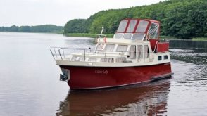 MV Hausboot Kleine Lady - Keser Hollandia 1000