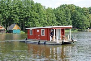 MV Hausboot Tante Inge - Bunbo 1160