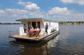MV Hausboot Heike G. - Riverlodge H2Home