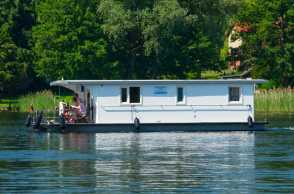 MV Hausboot Riverlodge H2Home Ingrid