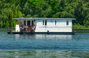 MV Hausboot Renate - Riverlodge H2Home