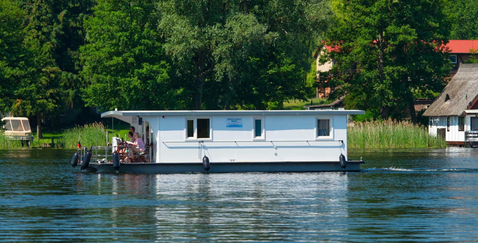 Hausboot mieten in MV